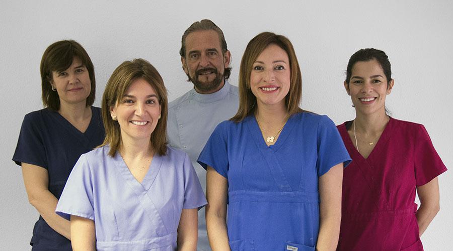 Equipo Clínicas Dentales Brizuela Díaz